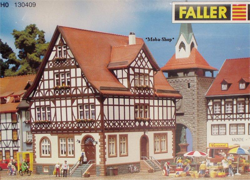 Fenster Bad Liebenstein : Details zu FALLER 130409 H0 Fachwerkhaus Bad Liebenstein #70646